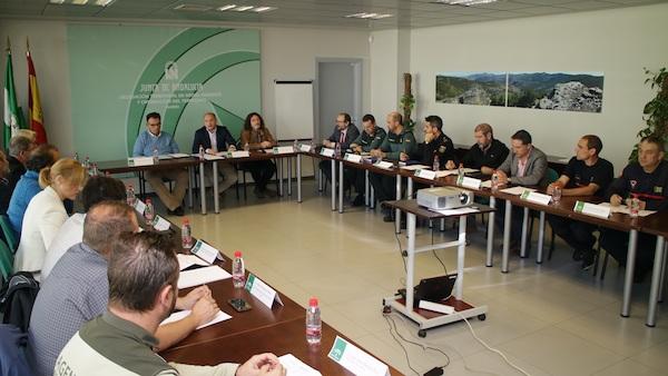 Comité asesor INFOCA