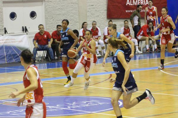 ISE CB Almeria-Ynsadiet Leganes Isa Latorre