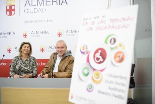 Rafaela Abad y Jose Antonio Sánchez