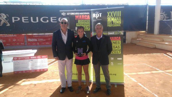 Silvia Vargas MARCA Jovenes Promesas