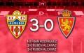 El Almería rompe su mala racha a base de golazos