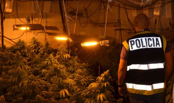 policia nacional almeria