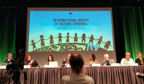 tribunal internacional de los derechos de la naturaleza