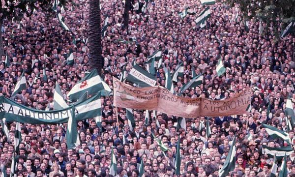 4D Andalucía en la calle
