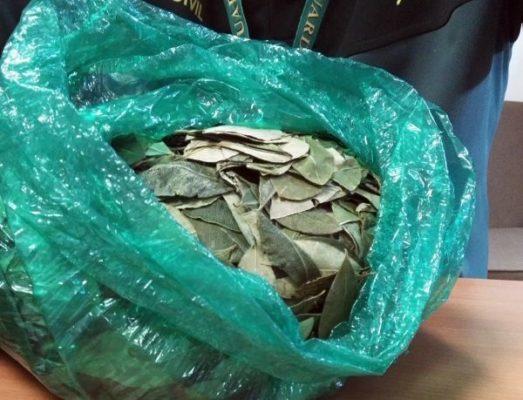 Intervenidas en el aeropuerto de Almería 411 gramos de hojas de coca
