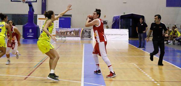 ISE CB Almeria-Vega Lagunera Adareva Claudia Baraut