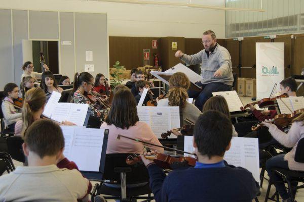 OIAL. Orquesta infantil Almería