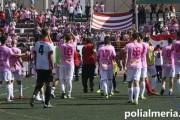 El Poli Almería celebra su partido solidario a favor de Cruz Roja