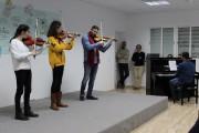 La Escuela Municipal de Música de Pulpí implanta el método Suzuki en violín
