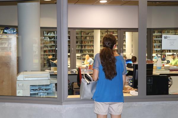 Biblioteca El Ejido