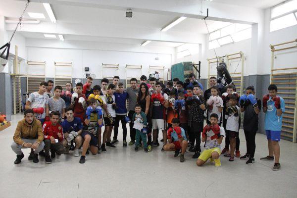 Boxeo. Almería