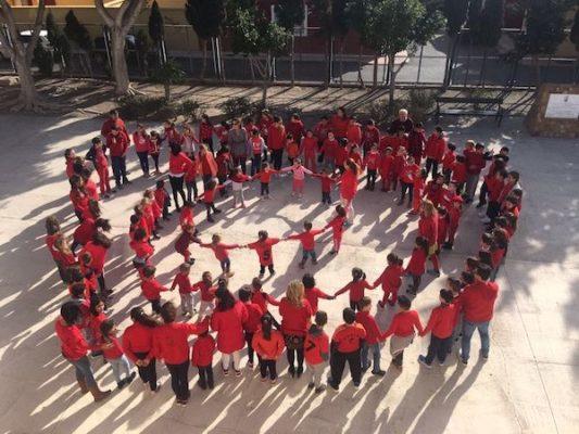 Día de la Paz escolar