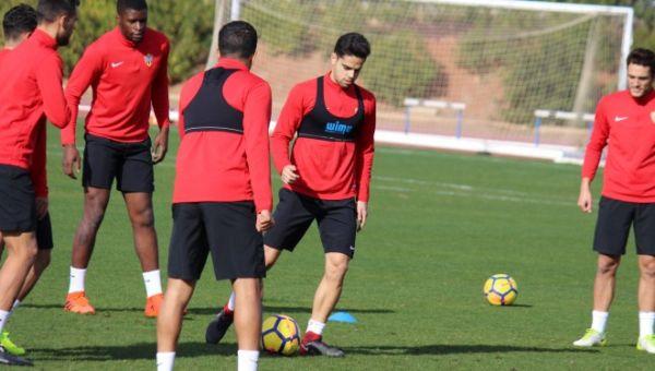 Fran Rodriguez. UD Almería