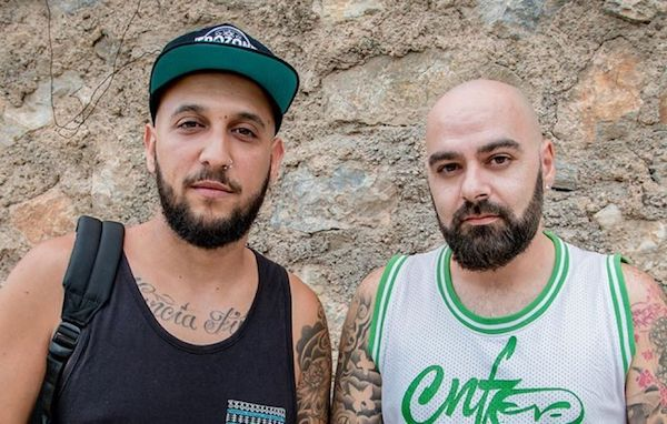 Hip Hop. Piezas y Jaider