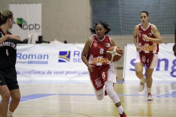 Jeanette Jackson. CB Almería