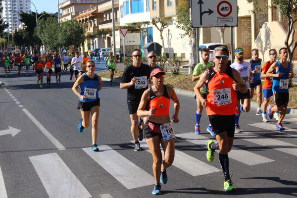 Medio Maratón El Ejido
