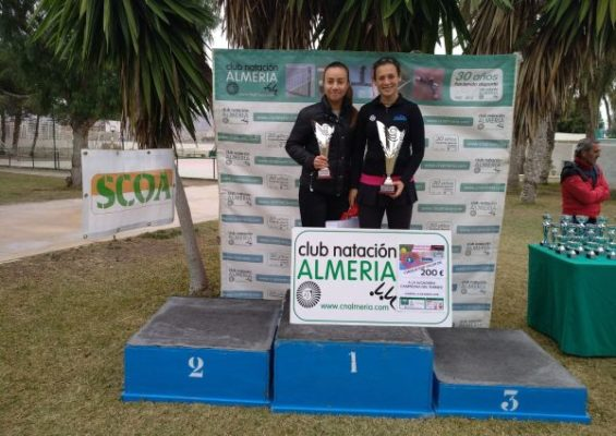 Torneo Nacional Femenino de Tenis CN Almeria Silvia Vargas
