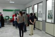 La tasa de paro de Almería es del 23,49%