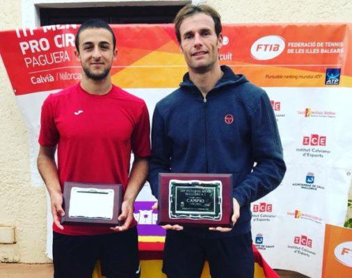 Javier Barranco ITF Paguera 2018