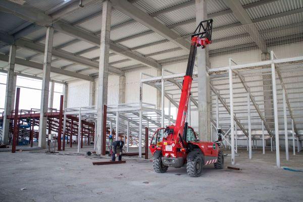 Obras Centro Comercial Torrecárdenas