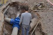 Cortes del suministro de agua por obras este lunes en Las Cabañuelas, La Gangosa y Los Canos