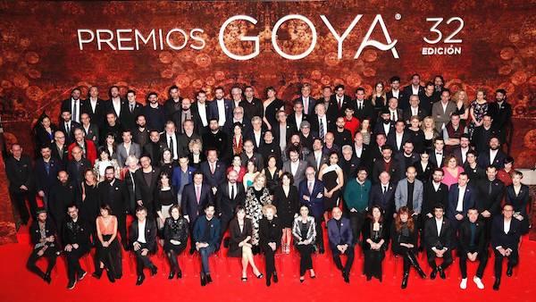 Premios Goya 32