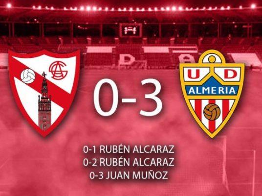UD Almería- Sevilla Atlético