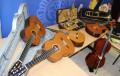 Recuperados los instrumentos musicales robados en una escuela de música de Almería