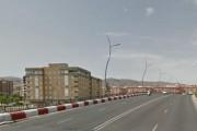 A licitación la vía ciclista del puente de la Avenida Mediterráneo de Almería