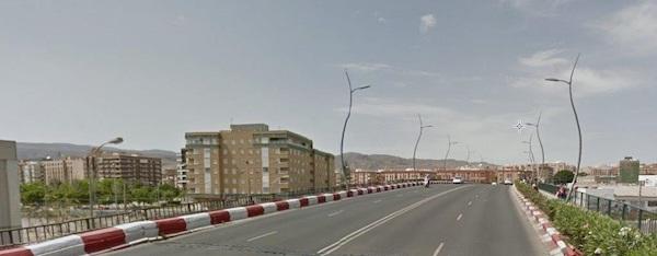 puente Avda Mediterraneo