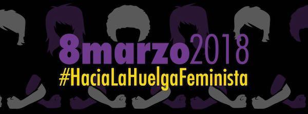 8 m huelga feminista
