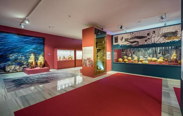 Cinco exposiciones y actividades asociadas, en el Museo Arqueológico de Almería en marzo