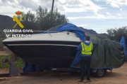 Detenido tras presentar la denuncia falsa por la sustracción de su embarcación