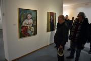 El artista Ginés Cervantes expone 'Antológica' en el Museo de Arte de Almería