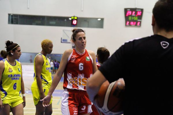 ISE CB Almeria-Vega Lagunera Adareva Alicia Gonzalez