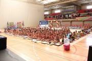 Roquetas acogió su gran fiesta de la gimnasia