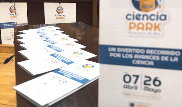 PresentacionCienciaPark21032018