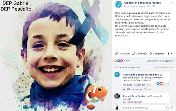SOS Desaparecidos