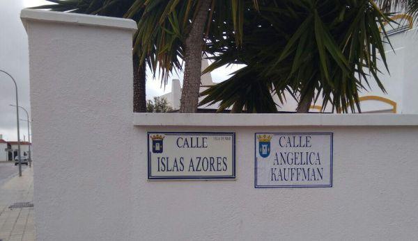 calles de Níjar