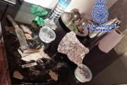 Golpe policial a un 'supermercado' de cocaína y heroína en Almería