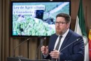 El Consejo de Gobierno aprueba la Ley de Agricultura y Ganadería de Andalucía