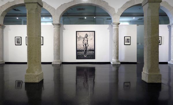2. CAF, Almería. Exposición de Rubén García
