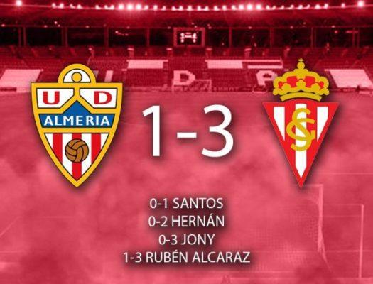 Almería-Sporting