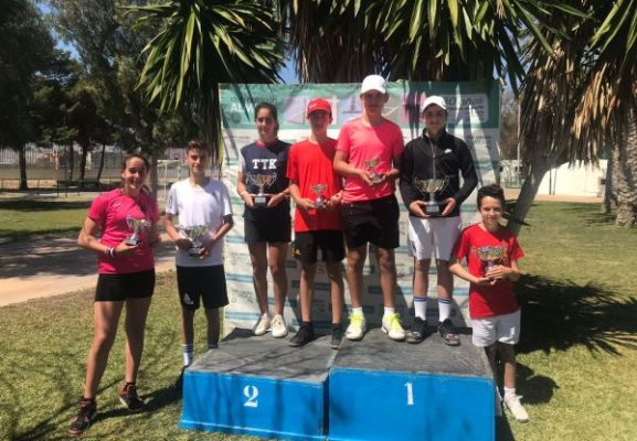 Campeonato Provincial Infantil 2018 de tenis