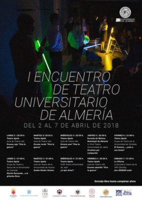 Encuentro Teatro Universitario