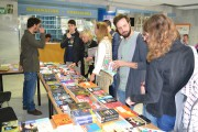 La Universidad de Almería celebra un Día del Libro