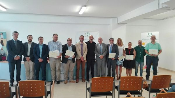 IV Premios AE finalistas