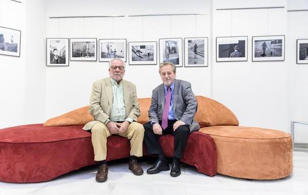 Almería rinde tributo al actor Manuel Galiana y al investigador Luciano García