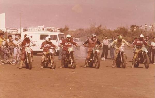 La vieja escuela del motocross se cita en Gádor