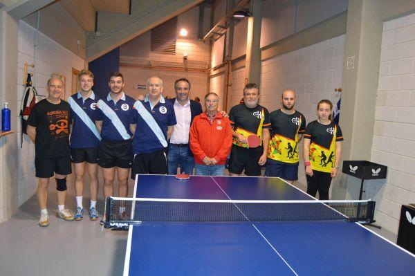 Tenis de mesa Almería